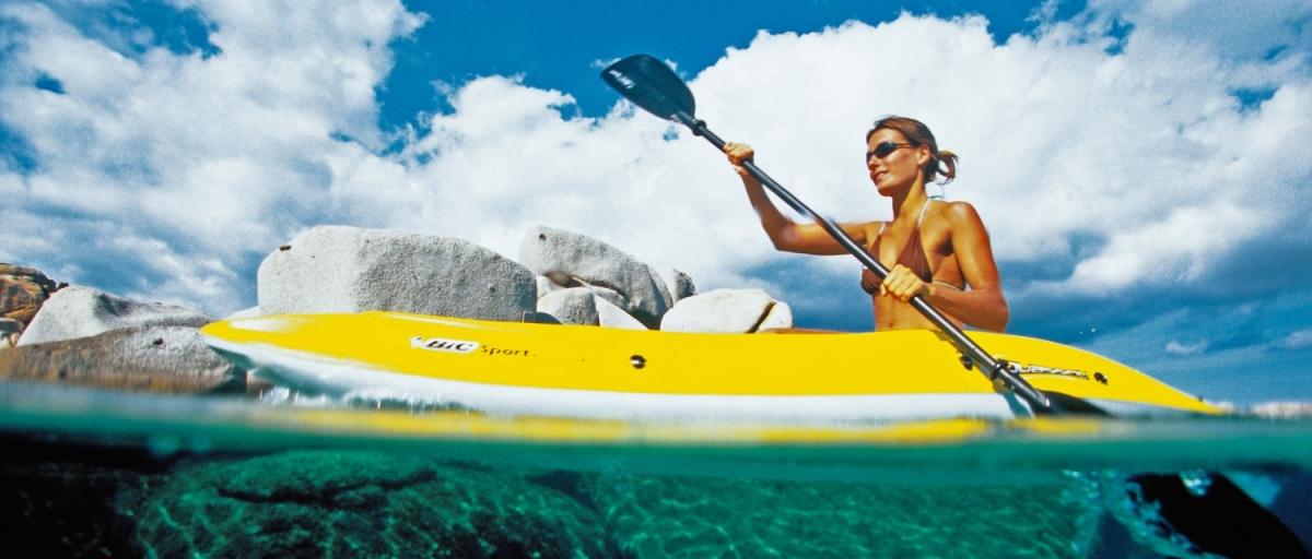 BIC-Kayak1place Ouassou