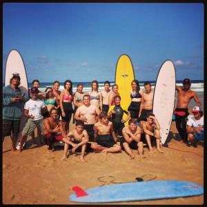 colonie surf arcachon