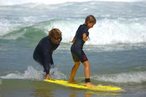 ecole surf en buch arcachon