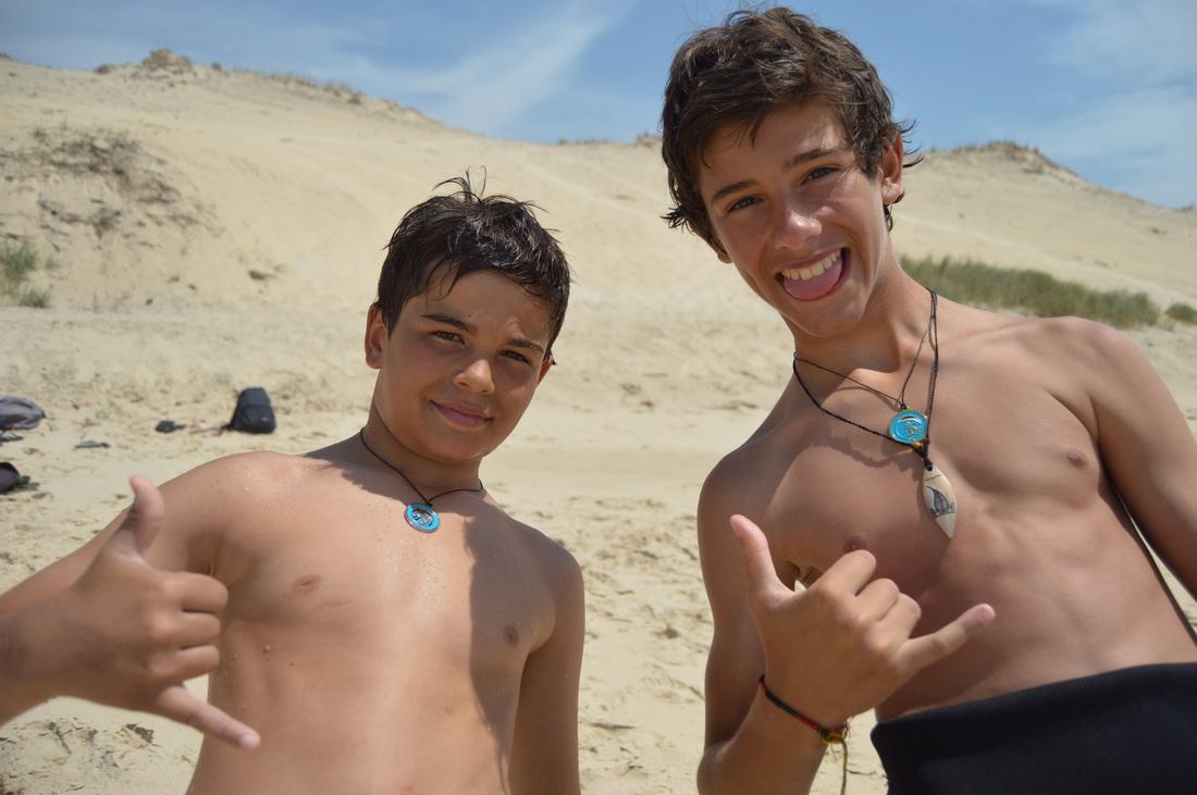 médailles surfeurs or
