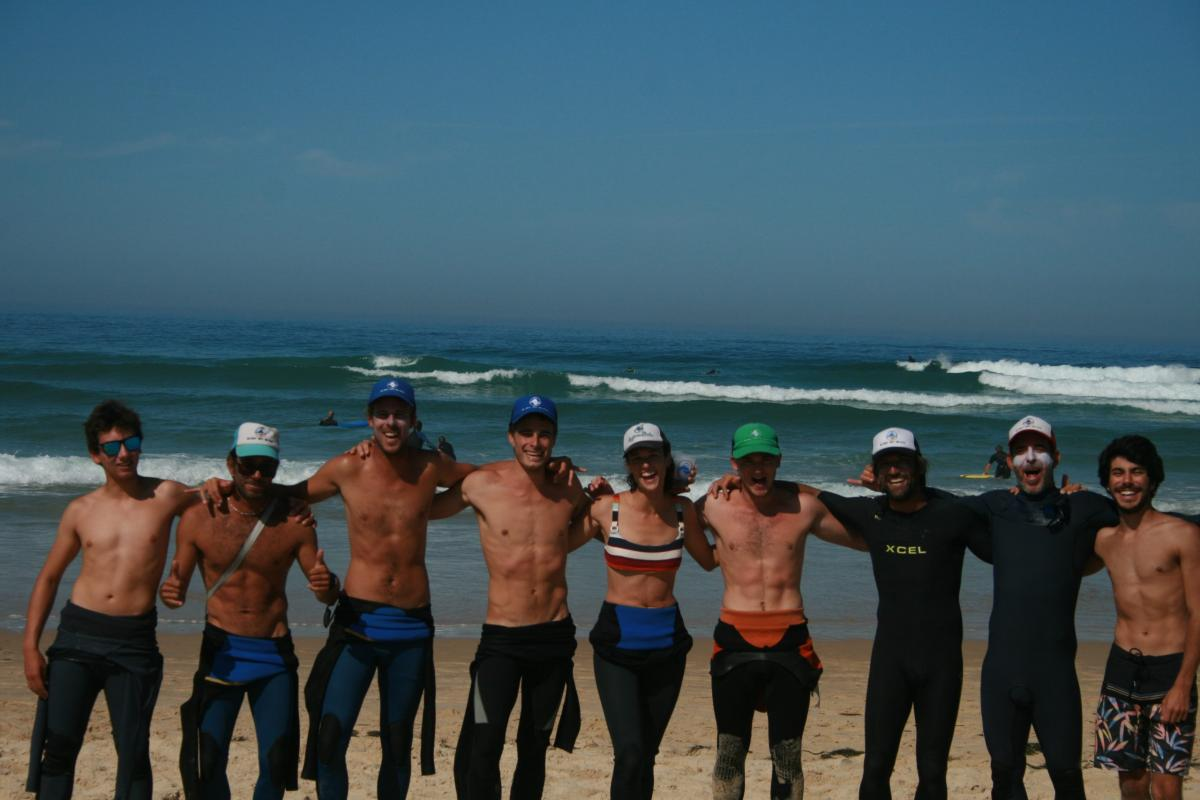 equipe Surf en Buch