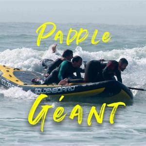 Paddle-géant