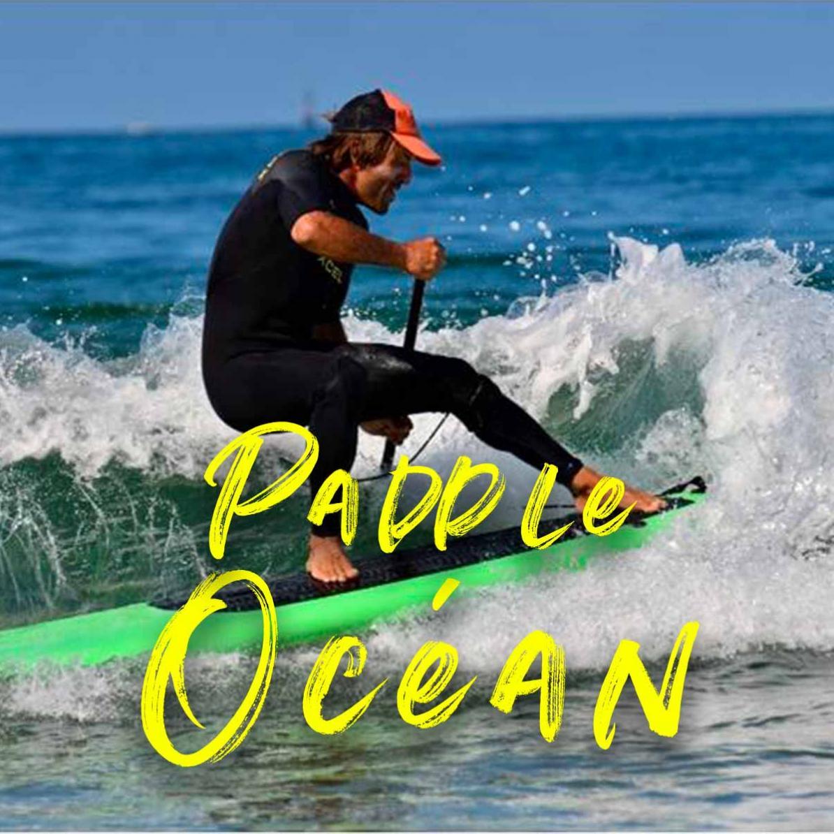 Paddle-océan