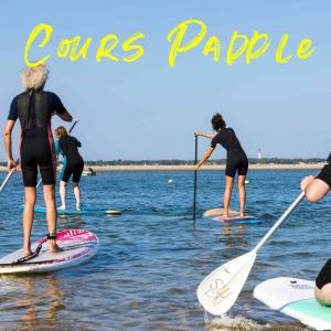 cours paddle