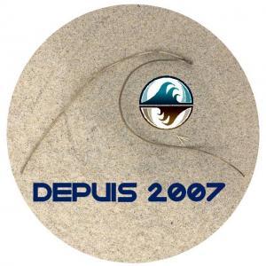 depuis 2007 rond