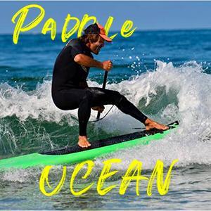 paddle à l'océan