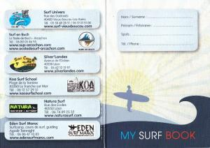 my surfbook